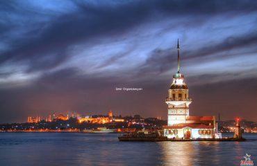 Kız Kulesi'nde Evlilik Teklifi Organizasyonu İzmir Organizasyon