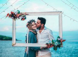 Kumsalda Evlenme Teklifi Dekorasyon Fikirleri