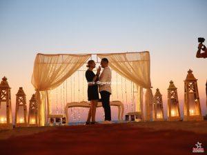 İstanbul Kumsalda Evlilik Teklifi Organizasyonu İstanbul