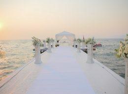 Kuşadası Evlenme Teklifi Organizasyonu Valentyna & Celal