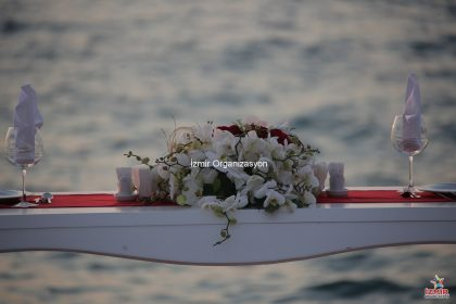 İzmir Çiçek Süsleme Hizmeti