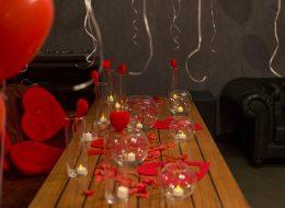 Masa Süslemeleri ve Uçan Balon Servisi İzmir