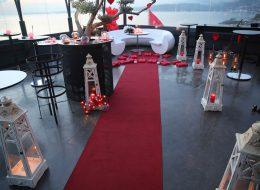 Sürpriz Evlilik Teklifi Organizasyonu Hazırlıkları İzmir