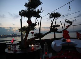 İzmir Restoranda Evlilik Teklifi Organizasyonu