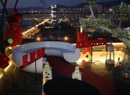 Restoranda Evlenme Teklifi Organizasyonu Restoran Süslemesi İzmir