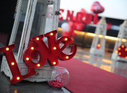 İzmir Lüks Restoranda Evlilik Teklifi Organizasyonu