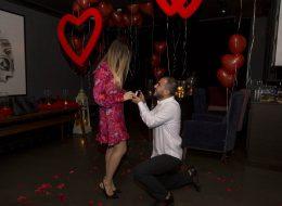 Restoranda Evlilik Teklifi Organizasyonu Evlenme Teklifi Anı