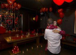 Evlenme Teklifi Organizasyonu Restoran Süsleme Servisi