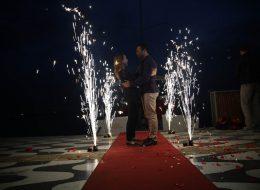 İzmir Evlilik Teklifi Organizasyonu Yer Volkanları