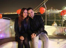Pasaport Çıkışlı Teknede Evlilik Teklifi Organizasyonu Körfez Turu