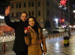 Pasaport Çıkışlı Teknede Evlilik Teklifi Organizasyonu İzmir