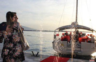 Pasaport Çıkışlı Teknede Evlilik Teklifi Organizasyonu q