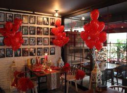 Restoranda Evlilik Teklifi Organizasyonu Ayşe & Mustafa