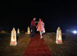 Seferihisar Kumsalda Evlilik Teklifi Organizasyonu İzmir Organizasyon