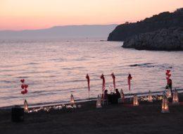 Kumsal Fanus Süsleme İzmir Organizasyon