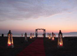 Denizci Feneri Süsleme İzmir Organizasyon