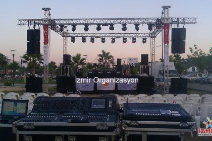 Ses Sistemi Kiralama Evlilik Teklifi Organizasyonu İzmir