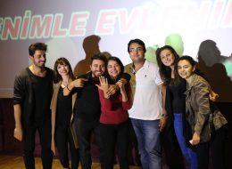 Sinemada Evlenme Teklifi Organizasyonu İzmir