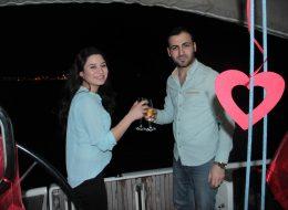İzmir Körfezde Evlilik Teklifi Organizasyonu