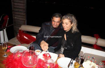 Körfezde Yatta Evlilik Teklifi Organizasyonu Nazmiye & İbrahim