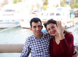 Teknede Kahvaltılı Evlenme Teklifi Organizasyonu