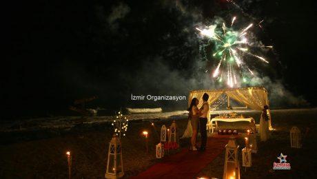 Yurtdışından Gelen Çiftler İçin Evlilik Teklifi Organizasyonu Fikirleri